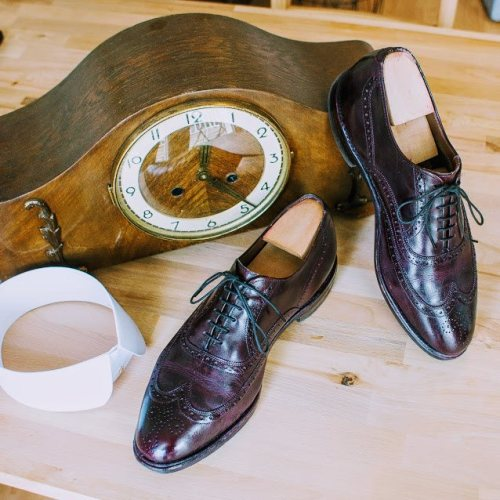 new products e4e0d ee64f Warum rahmengenähte Schuhe? - Vintagebursche