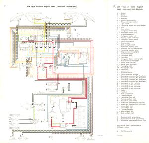 1980 Vanagon Wire Diagrams | Wiring Library
