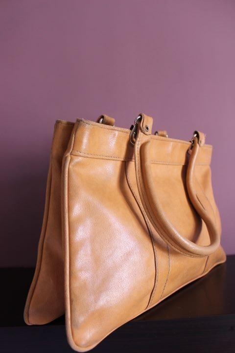 sac à main forme trapèze