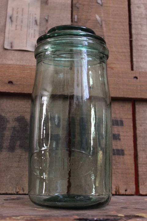 Bocal en verre SOLIDEX 1930