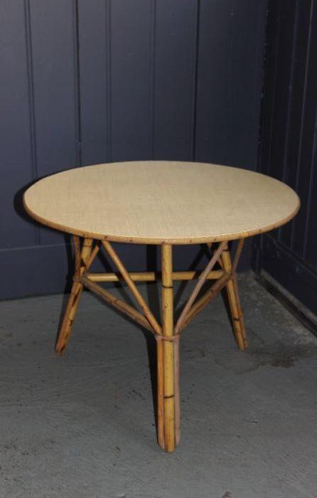 table basse de salon vintage