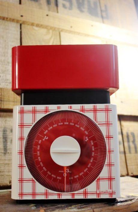 Balance de cuisine mécanique Terraillon Marco Zanusso
