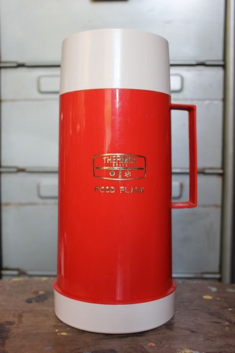 Thermos Food Flask vintage