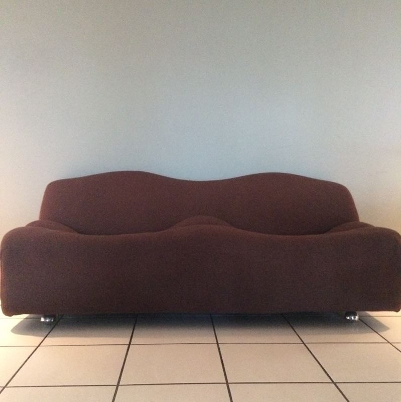 Canapé design Pierre Paulin modèle ABCD original