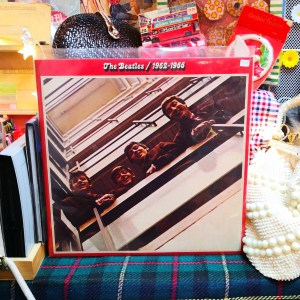 The Beatles 1962-1966 黑膠唱片