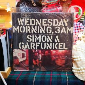Simon & Garfunkel Wednesday Morning 3AM 黑膠唱片
