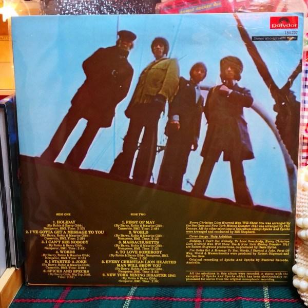 Best of Bee Gees 黑膠唱片