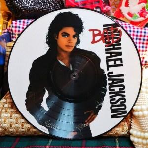 Michael Jackson BAD 黑膠唱片
