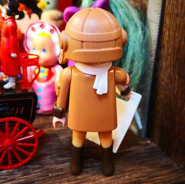 德國玩具品牌Playmobil摩比人仔 Playmobil Pilot Figure