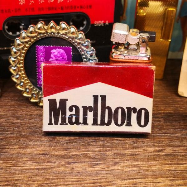 Marlboro 火柴