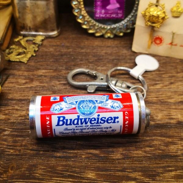 Budweiser Keyring