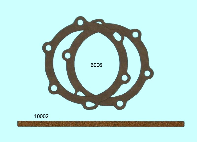 1928-1931 Ford Model A Universal Joint Gasket Set 10055A