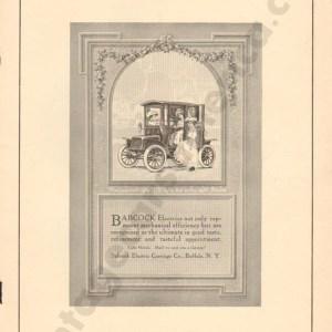 1911 Babcock Advertisement #1