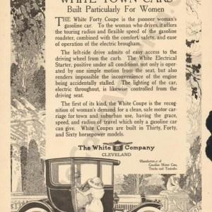 1912 White Advertisement #3