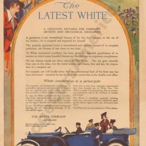 1915 White Advertisement #2