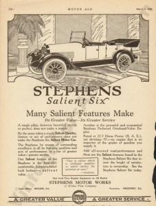 3/4/1920 Stephens Advertisement