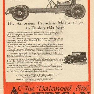 1920 American Advertisement #3
