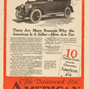1920 American Advertisement #4