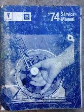 1974 Pontiac Shop Manual