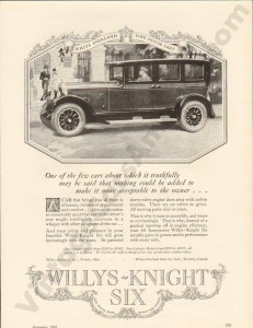 1925 Overland Advertisement #2