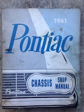 1961 Pontiac Shop Manual