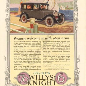 1926 Overland Advertisement #5