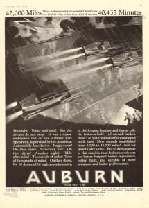 1927 Auburn Advertisement #33