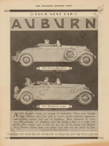 1927 Auburn Advertisement #27