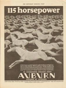 1928 Auburn Advertisement #4