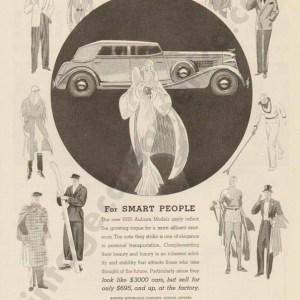 1935 Auburn Advertisement #5