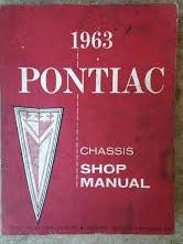 1963 Pontiac Shop Manual