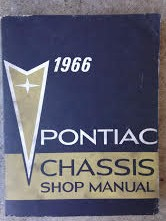 1966 Pontiac Chassis Shop Manual
