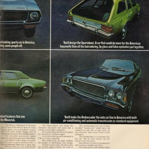 1971 American Motors Advertisement #7