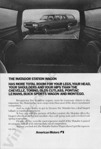 1971 American Motors Advertisement #1