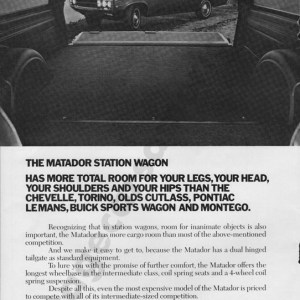 1971 American Motors Advertisement #1