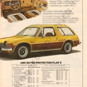 1976 American Motors Advertisement #1