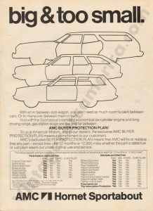1976 American Motors Advertisement #3