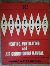 1962 Pontiac Tempest Shop Manual