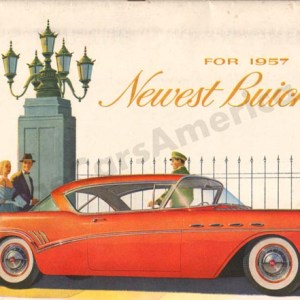 1957 Buick Brochure