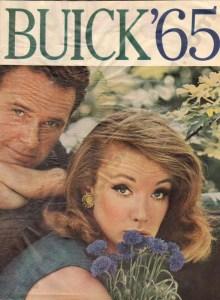 1965 Buick Brochure