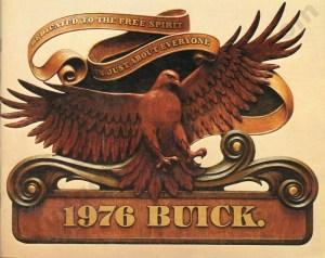 1976 Buick Brochure