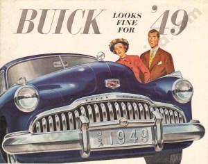 1949 Buick Foldout
