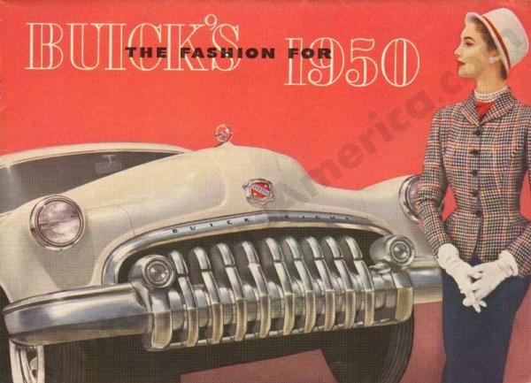 1950 Buick Foldout