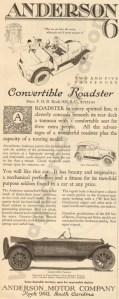 1920 Anderson Advertisement #5