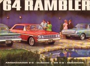 1964 Rambler Brochure