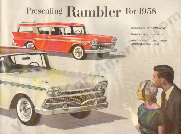 1958 Rambler Brochure