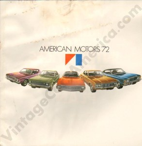 1972 American Motors Brochure
