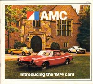 1974 American Motors Brochure