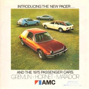 1975 American Motors Pacer Brochure