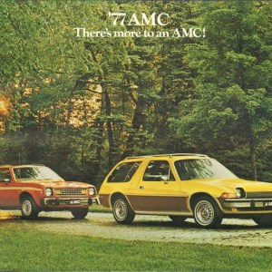 1977 American Motors Brochure